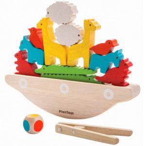 Plan Toys - Βάρκα ισορροπίας