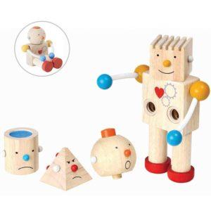 Plan Toys - Ρομπότ