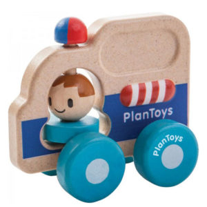 Plan Toys - αυτοκίνητο διάσωσης