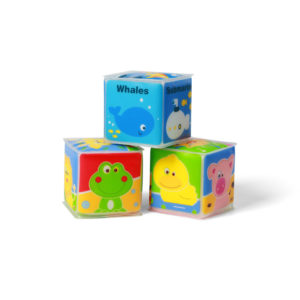 BabyOno: Κυβάκια Εκμάθησης (3 τμχ)