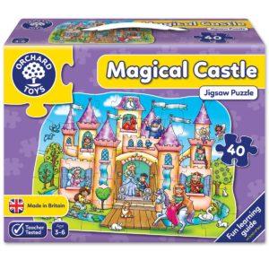 "Orchard Toys ""Μαγικό κάστρο"" (Magical Castle) Jigsaw Puzzle"