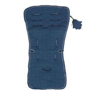 Minene Κάλυμμα Blue Πλέγμα