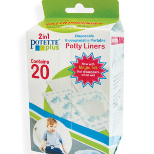 Potette Plus Ανταλλακτικές Σακούλες (20 τεμ)