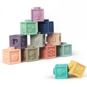 Baby To Love - Εκπαιδευτικοί 3D Κύβοι