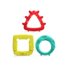 Baby to Love -  Geometry Animal Teethers