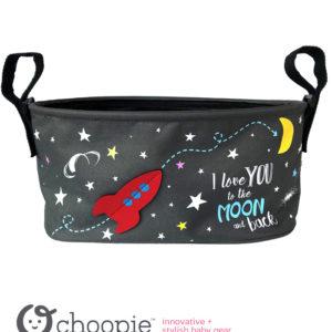 CHOOPIE - Οργανωτής Καροτσιού Moon Limited Edition