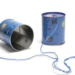 BS TOYS - Tin-o-phone – Αυτοσχέδιο Τηλέφωνο