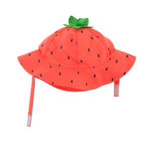ZOOCCHINI - Αντηλιακό Καπέλο UPF50+ Φραουλίτσα