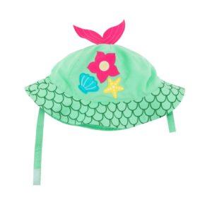 ZOOCCHINI - Αντηλιακό Καπέλο UPF50+ Γοργόνα
